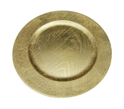 aluguel sousplat dourado