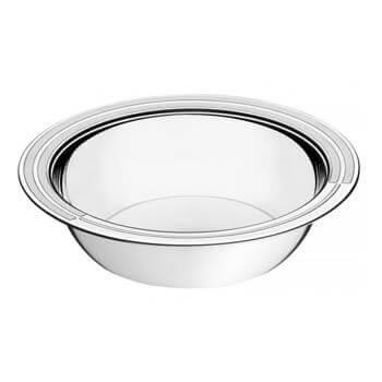 saladeira de inox redonda