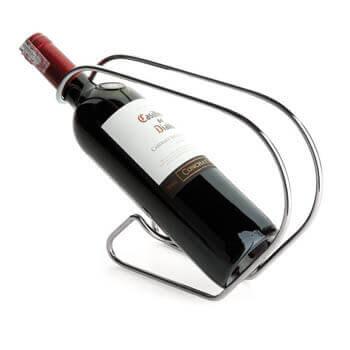 suporte de vinho