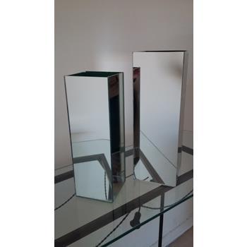 Aluguel Vaso Espelhado G