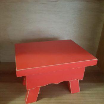 aluguel banco de madeira