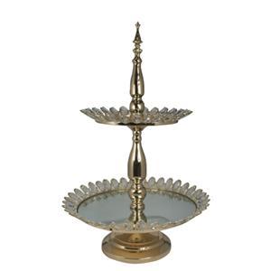 Aluguel Suporte de Doce Versalles Dourado 1