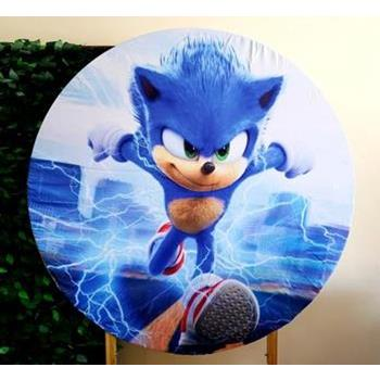 Aluguel Painel Sonic Red. 1,5dm 1